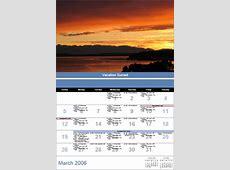 Customize Your Outlook 2007 Calendars with Calendar