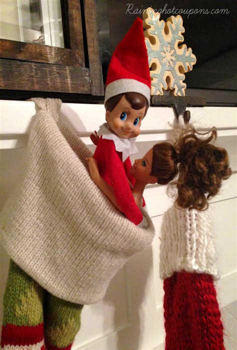 Hilarious Elf On The Shelf Ideas  The Girl Creative