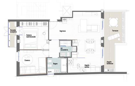 piantina appartamento rifare casa
