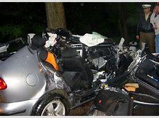 Tödlicher Verkehrsunfall auf der Staatsstraße 2051
