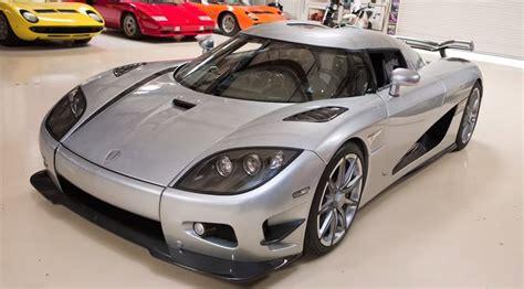 Koenigsegg Ccxr Trevita At Jay Leno's Garage