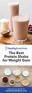 Good Protein Shake Recipes For Weight Gain  Golden