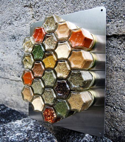 epice cuisine 1001 idées étagère à épices pimentez la déco de votre