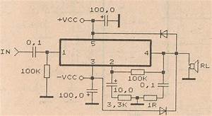 Schematic Audio Amplifier With Ic Tda2030    Diagram Guide