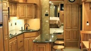 Continental Coach Custom Luxury Rv 5th Wheel 45 U0026 39  10140