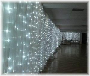 Location Rideaux Lumineux Mariage Bruiloft Decoratie