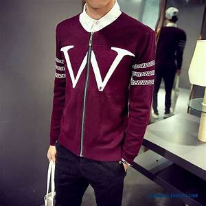 cheap new autumn tide men letters jacquard weave knitwear With sweaters with letters on them