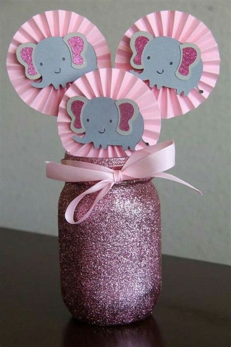 elephant centerpieces for baby shower pin by on ideas baby shoer elephant
