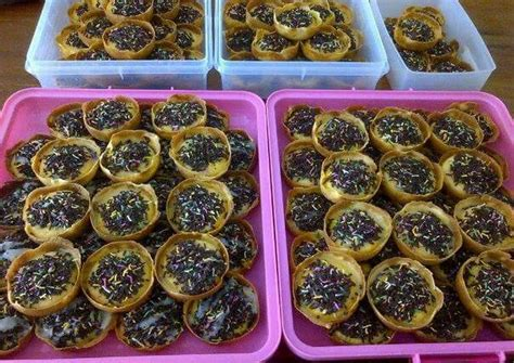 Yuk, variasi resep dan cara membuat bolu. Resep Martabak bolu mini oleh Yayat Susilawati - Cookpad