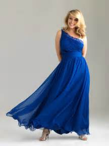 HD wallpapers royal blue dress for plus size