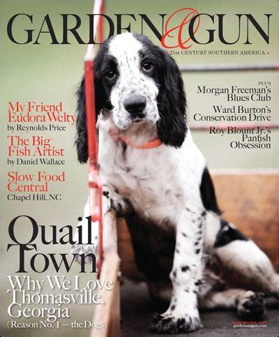 garden and gun garden gun magazine subscription 3 99 year