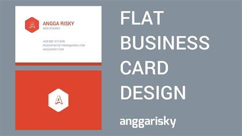 Design Flat Business Card In Sketch Tutorial Visiting Card Printing Machine Price In Kolkata India Business Printers Brighton Dubai Jlt Paper Grammage Holder Chennai Cards Made Of