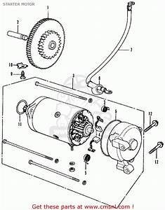 Wiring Diagram Furthermore 1972 Honda Cb350 360 Honda Cl