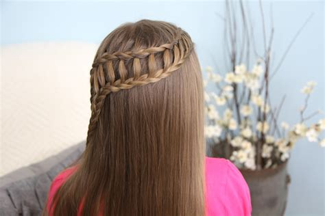 the ladder hairstyle all about fashion feather waterfall ladder braid combo