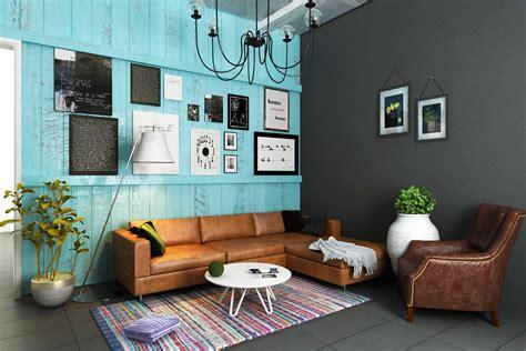Vintage Living Room Decor