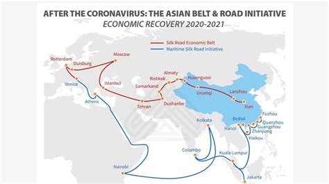 After The Coronavirus: The Asian Belt & Road Initiative ...