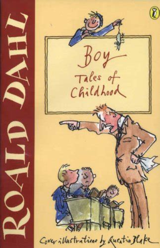 boy tales  childhood  roald dahl reviews