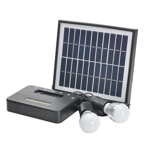 Solar Home Lighting System  J&d Ship Group