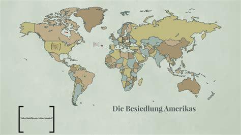 Besiedlung Amerikas by Paul Mustermann