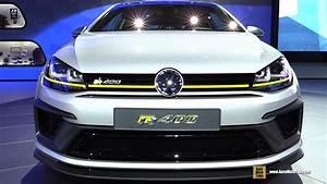 Golf R 400 : 2015 volkswagen golf r 400 exterior and interior walkaround debut at 2014 la auto show youtube ~ Maxctalentgroup.com Avis de Voitures