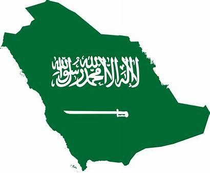 Saudi Arabia Map Country Vpn