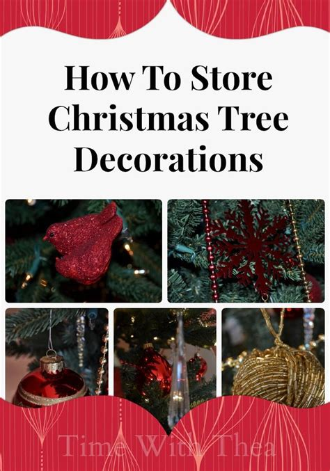 how to organize a christmas tree 67 best images about organize decorations on storage