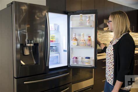samsung family hub refrigerator review brains   cool