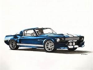 Ford Mustang Shelby 1967 ,,Eleanor'' - Przemek Kopania - Draw to Drive
