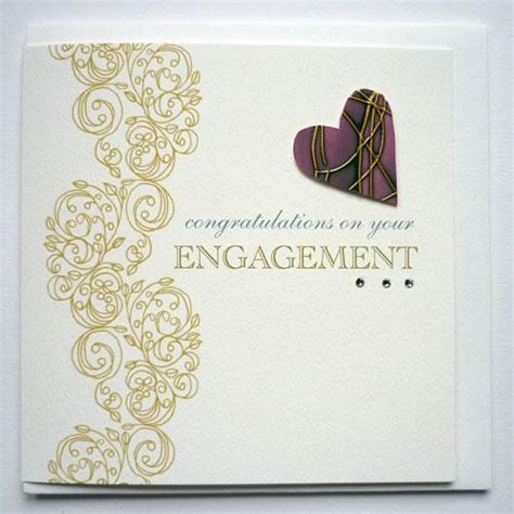 Engagement Card at Rs 10 /piece Engagement Invitation