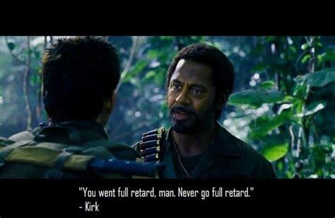Tropic Thunder Meme - tropic thunder funny movie quotes and memes pinterest haha and thunder
