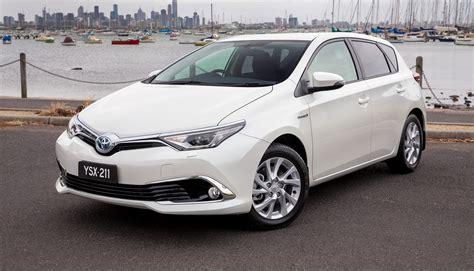 Toyota Corolla by 2016 Toyota Corolla Hybrid Hatch Confirmed For Australia
