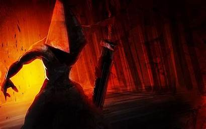 Pyramid Head Wallpapers Silent Hill Artwork Backgrounds