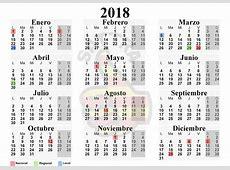 Sattra Calendario festivo 2018