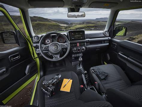 Interni Suzuki Interni Suzuki Jimny Up Vehicle Engineering