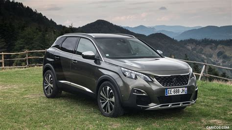 Peugeot 3008 Hd Picture by 2017 Peugeot 3008 Gt Front Three Quarter Hd Wallpaper 93