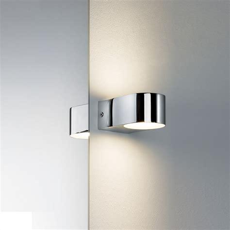 wandleuchte up and led wandleuchte up and lichtaustritt 2x 3 5 watt