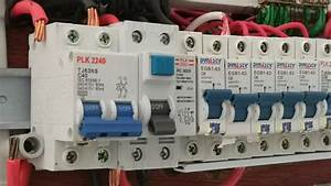 House Wiring Main Switch Connection