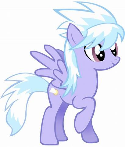 Cloudchaser Pony Cloud Friendship Chaser Derpy Magic