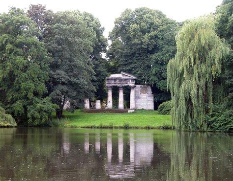 Botanischer Garten Braunschweig Parken by Braunschweig