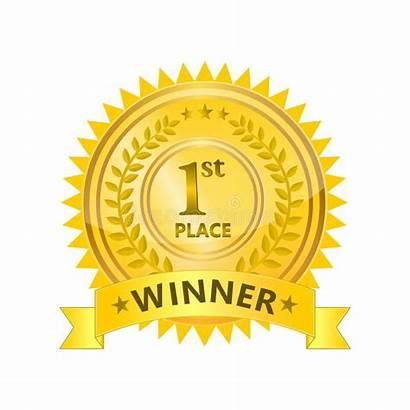 Winner Badge Award Medal Awards Trophy Illustration