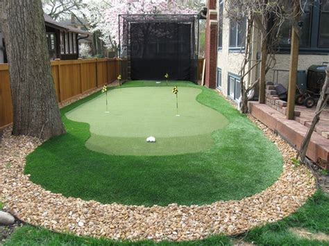 How To Make A Putting Green In Backyard by Golf Putting Greens For Backyard Plantoburo