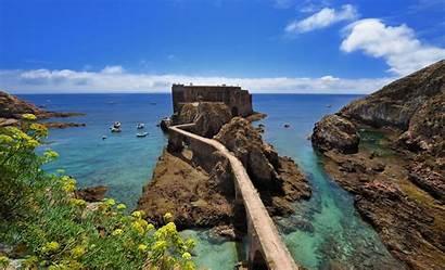 Island Places Lisbon Berlenga Portugal Grande Trip