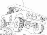 Coloring Road Jeep Pages Cars Truck Dirt Adults Wrangler Offroad Adult Volwassenen Voor 4x4 Drawings Trucks Kleuren Monster Cartoon Sketch sketch template