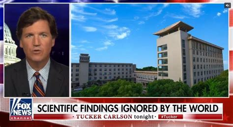 Tucker Slams Facebook Censorship Of Chinese Virologist ...