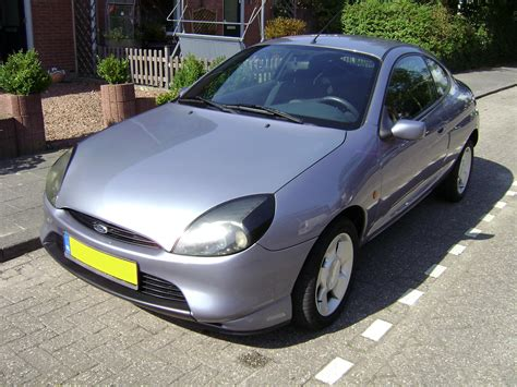 Ford Puma Pictures Information And Specs Auto
