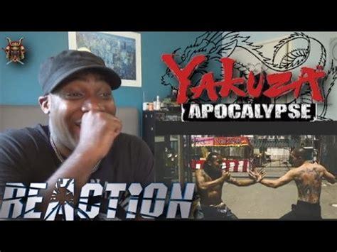 yakuza apocalypse red band trailer gokudo daisenso