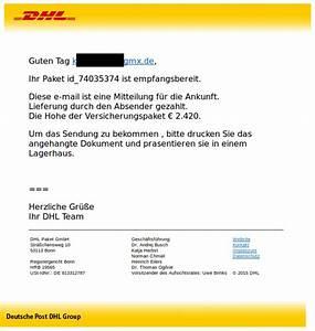 Dhl Rechnung : der ratgeber internetkriminalit t der polizei ~ Themetempest.com Abrechnung