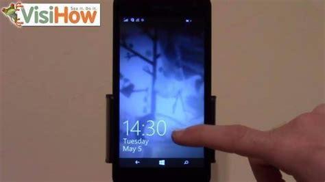 set profile on whatsapp with microsoft lumia 535