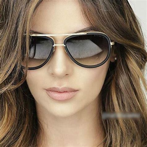 Купить Модные Солнцезащитные Очки Женщины Солнцезащитные