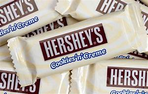 Hersheys Snack Size Cookies and Cream Milk Chocolate Bars ...